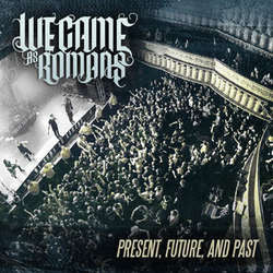 "We Came As Romans ""Present, Future, And Past"" DVD"