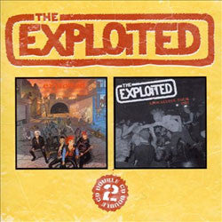 "The Exploited ""Troops Of Tomorrow / Apocalypse Tour"" CD"