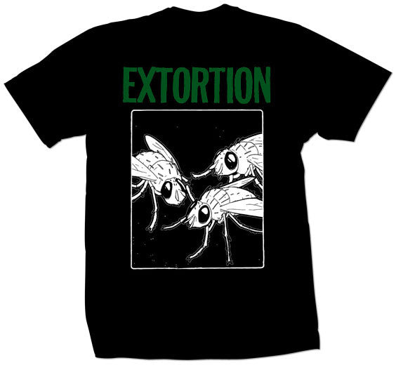 "Extortion ""Infested"" T Shirt"