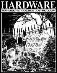 """Hardware Fanzine"" Anthology Book"