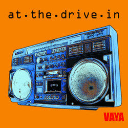 "At The Drive In ""Vaya"" CD"