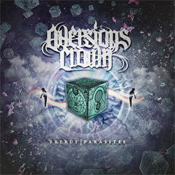 "Aversions Crown ""Erebus / Parasites"" 7"""