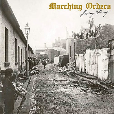 "Marching Orders ""Living Proof"" CD"