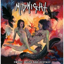 "Midnight ""Sweet Death And Ecstasy"" CD"