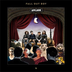 "Fall Out Boy ""The Complete Studio Albums"" LP Boxset"