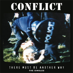 "Conflict ""There Must Be Another Way"" 2xLP"