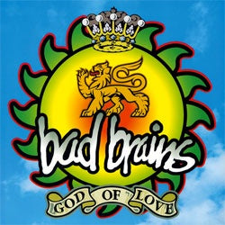 "Bad Brains ""God Of Love"" LP"