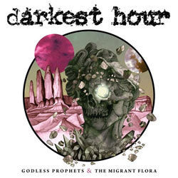 "Darkest Hour ""Godless Prophets & The Migrant Flora"" CD"
