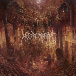 "Hierophant ""Mass Grave"" CD"