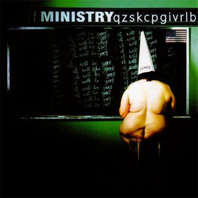"Ministry ""Dark Side Of The Spoon"" LP"