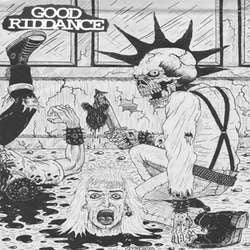 "Good Riddance / Ill Repute ""Split"" 7"""