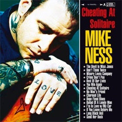 "Mike Ness ""Cheating At Solitaire"" 2xLP"