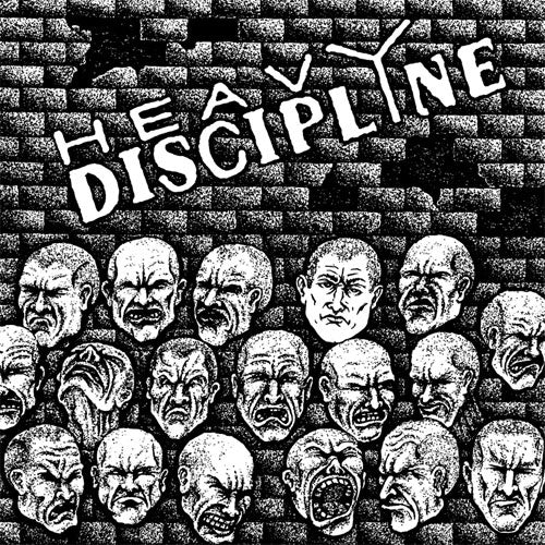 "Heavy Discipline ""Self Titled"" LP"