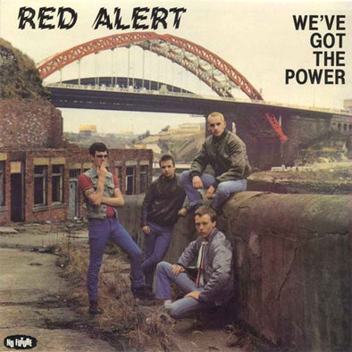 "Red Alert ""We've Got The Power"" LP"