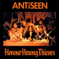 "Antiseen ""Honour Among Thieves"" LP"