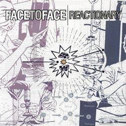 "Face To Face ""Reactionary"" LP"