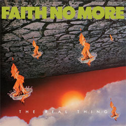 "Faith No More ""The Real Thing"" LP"