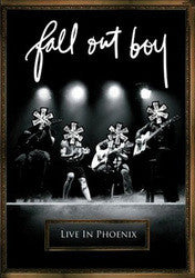 "Fall Out Boy ""**** Live In Phoenix"" DVD"