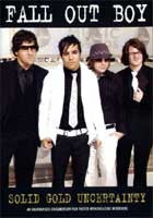 "Fall Out Boy ""Solid Gold Uncertainty"" DVD"