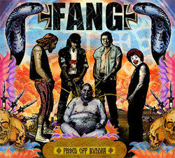 "Fang ""Pissed Off Buddha""CD+DVD"
