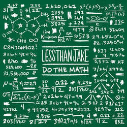 "Less Than Jake ""Do The Math"" 7"""