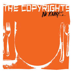 "The Copyrights ""No Knocks"" 7"""