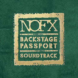 "NOFX ""Backstage Passport Soundtrack"" CD"