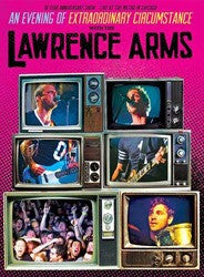 "The Lawrence Arms ""An Evening Of Extraordinary Circumstance"" DVD"