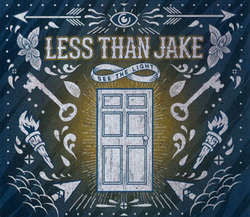 "Less Than Jake    ""See The Light""    LP"