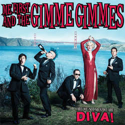 "Me First And The Gimme Gimmes ""Are We Not Men? We Are Diva!"" LP"