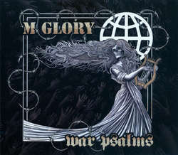 "Morning Glory ""War Psalms"" LP"