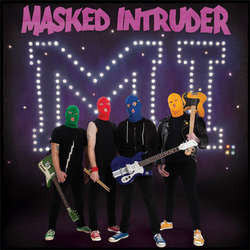 "Masked Intruder ""M.I"" CD"