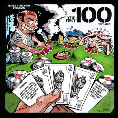 "Various Artists ""The First 100 Compilation"" 2xLP"