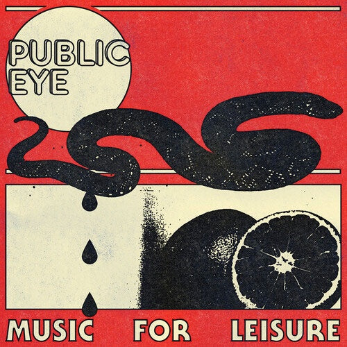 "Public Eye ""Music For Leisure"" LP"