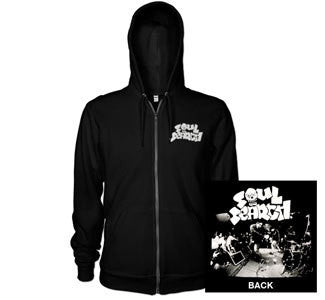 "Soul Search ""Live"" Zip Hood"