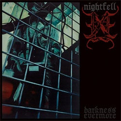 "Nightfell ""Darkness Evermore"" LP"
