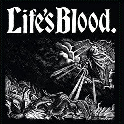 "Life's Blood ""Hardcore A.D. 1988"" CD"