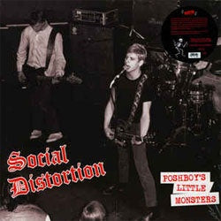 "Social Distortion ""Poshboy's Little Monster"" RSD 12"""
