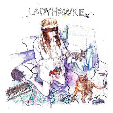 "Ladyhawke ""Self Titled"" LP"
