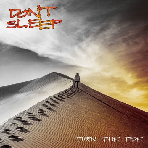 "Don't Sleep ""Turn The Tide"" LP"