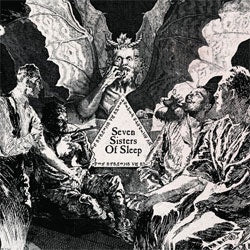 "Seven Sisters Of Sleep ""Self Titled"" LP"