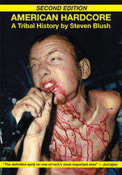 "Steven Blush ""American Hardcore"" Book"