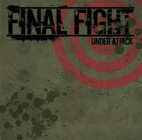 "Final Fight ""Under Attack"" CD"