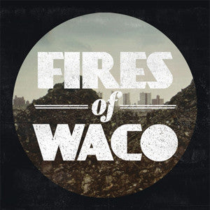 "Fires Of Waco ""The Journey Slow"" 7"""