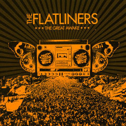 "The Flatliners ""The Great Awake"" CD"
