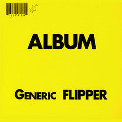 "Flipper ""Generic Flipper"" CD"