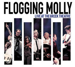 "Flogging Molly ""Live At The Greek Theatre"" 2 x CD + DVD"