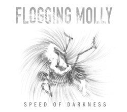 "Flogging Molly ""Speed Of Darkness"" CD"