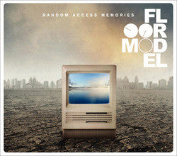 "Floormodel ""Ramdom Access Memories"" CD"