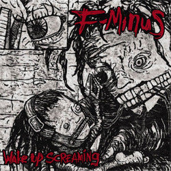 "F-Minus ""Wake Up Screaming"" LP"
